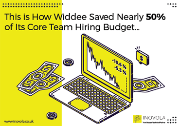 This is How Widdee Saved Nearly 50% of Its Core Team Hiring Budget...